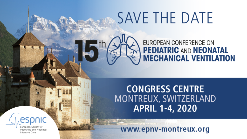 European Conference on Pediatric and Neonatal Mechanical